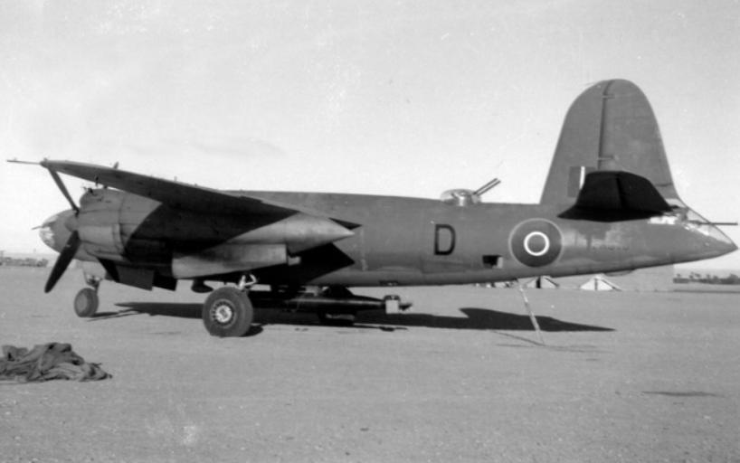 FK375 at Shallufah on 28 Dec 1942