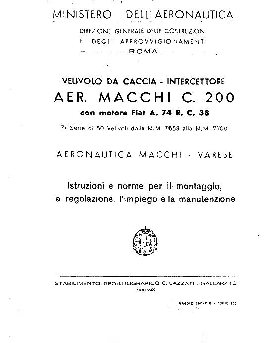 Macchi-200