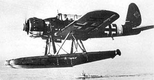 Ναυάγια Αεροσκαφών_arado-ar196