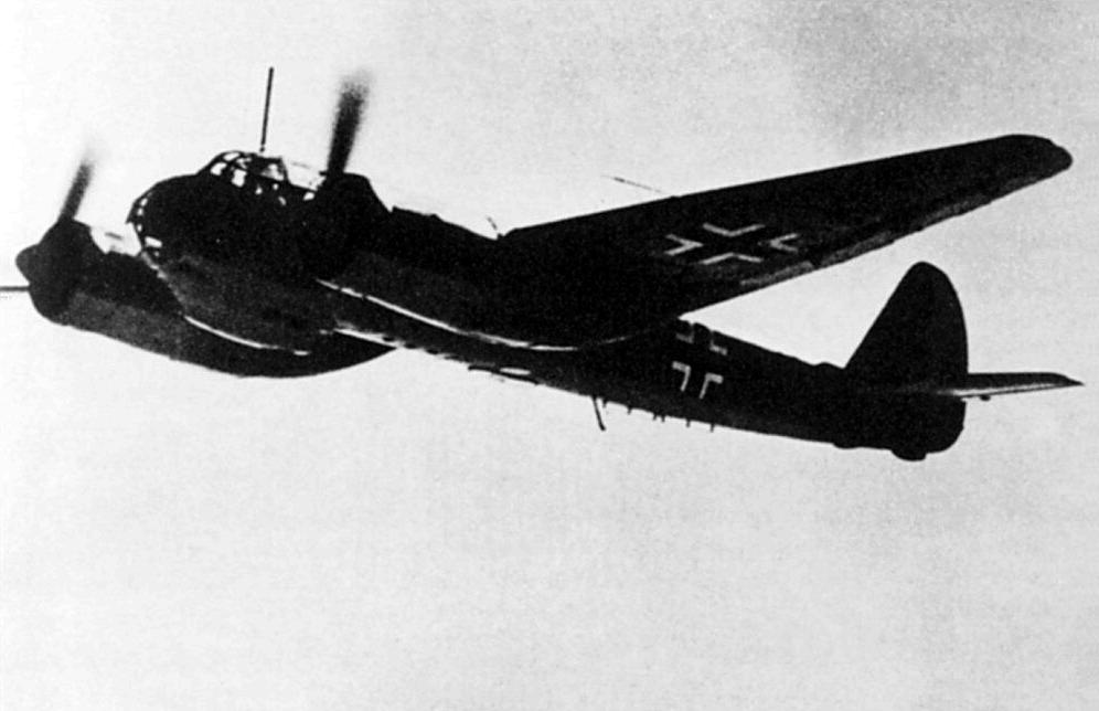 junkers-ju-88-bomber