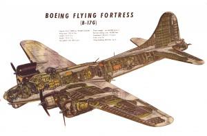 B-17G-Cutaway-drawing