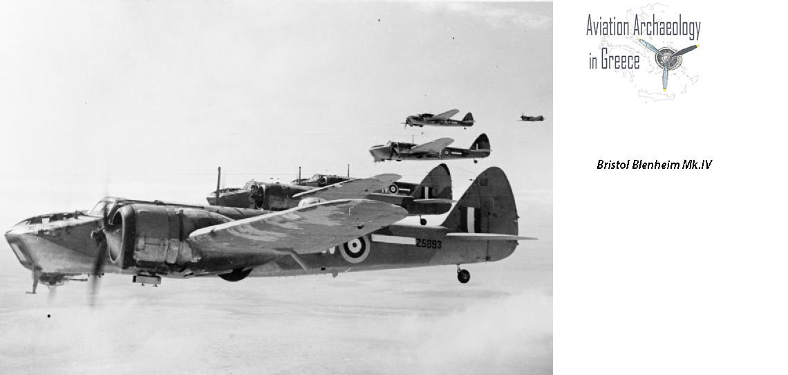 Bristol-Blenheim-bomber