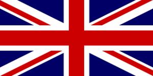 enlish flag