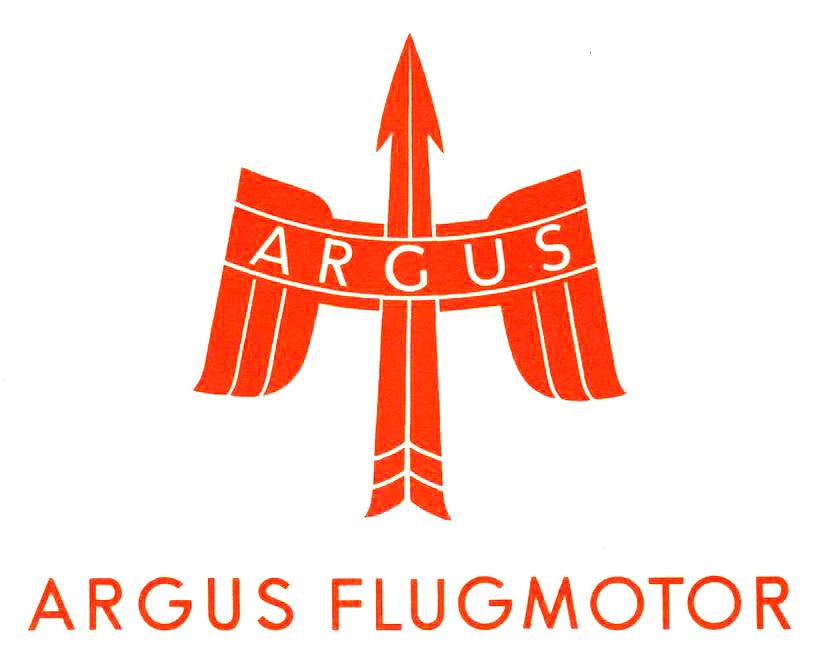 ARGUS-Flugmotor