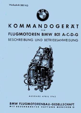 Bayerische Motorenwerke - BMW 801