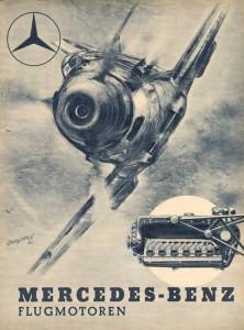 mercedes flugmotoren