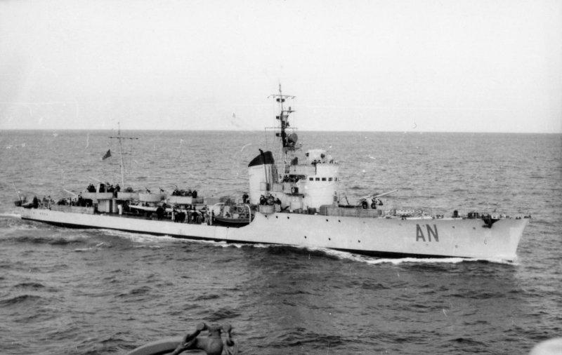 Antares (AN) torpedo boat (1936-1943)