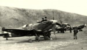 SPITFIRE Ioannina Airfield 1948_1