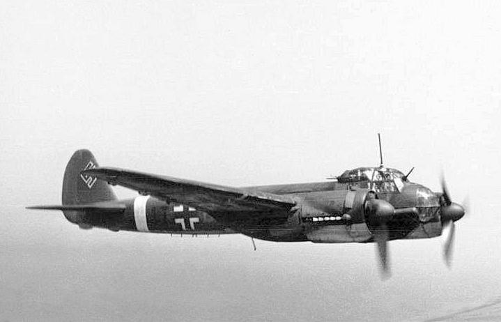 Junkers- Ju 88